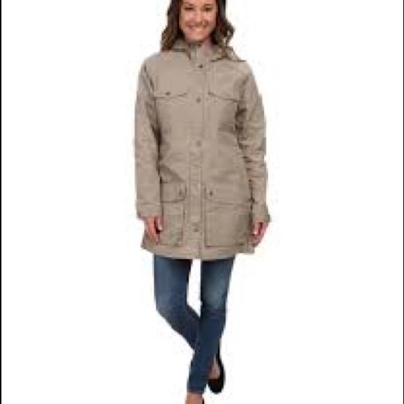 Light Parka Jacket Womens